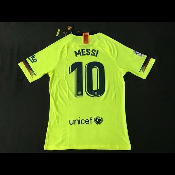 4749440dc Barcelona Away Jersey Vapor Match Player Version